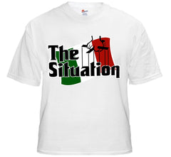 "The Situation ""Italian Guido Meat Head"" T-Shirt"