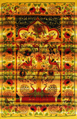 The Tree of Life Fine Wall Tapestry