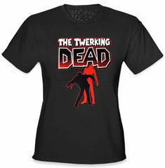 The Twerking Dead Girl's T-Shirt