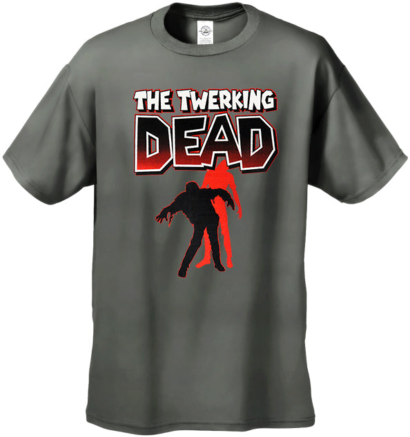 The Twerking Dead Men's T-Shirt