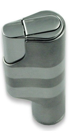 Tiger Sleek Auto Open Chrome Torch Lighter