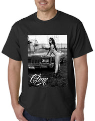 Tits Squeaky Clean Mens T-shirt