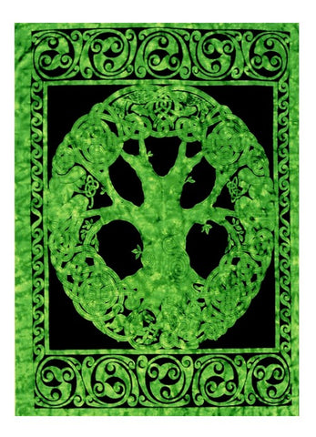 Tree Of Life Wall Tapestry & Bedspread