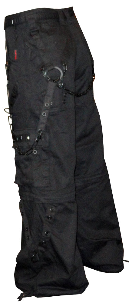 Tripp NYC Lock Down Handcuff Pants (Black/Black)