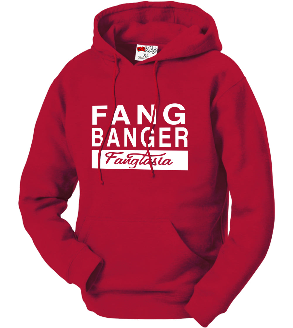 True Blood Fangtasia Fang Banger Adult Hoodie