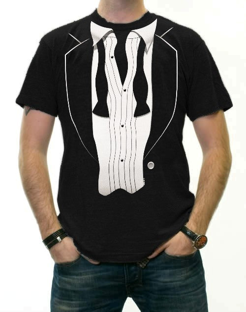 87750406c Tuxedo Tees - The After Party Tuxedo T-Shirt – Bewild