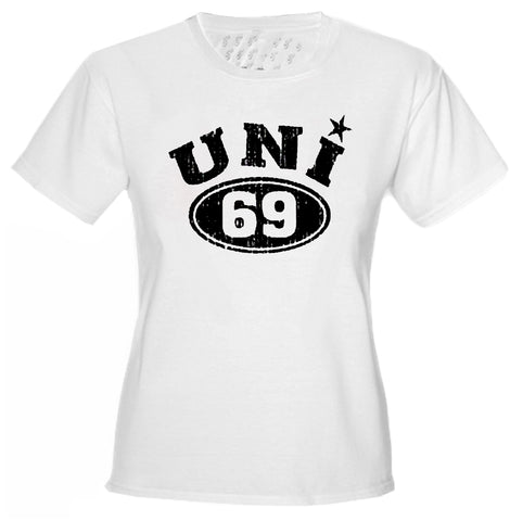 U N I 69 Girls T-Shirt
