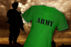 U.S Army Military Girl's T-Shirt