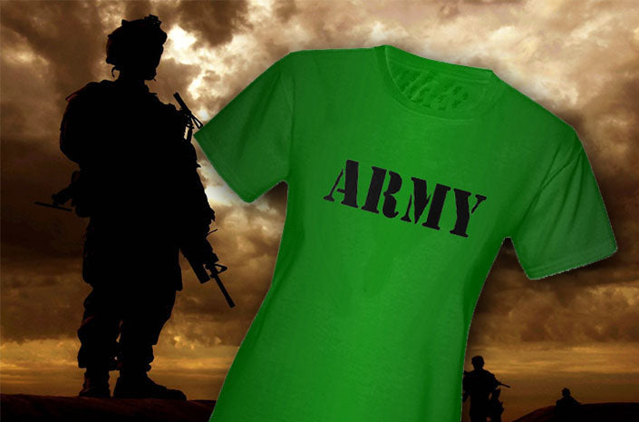U.S Army Military Men's T-Shirt