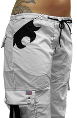 "UFO Girly Hipster ""Chloe"" Pants (White)"