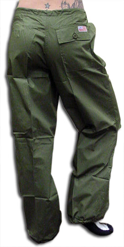 UFO Girly Snow Pants (Olive)