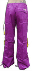 UFO Strappy Hipster Girls Pants (Magenta)