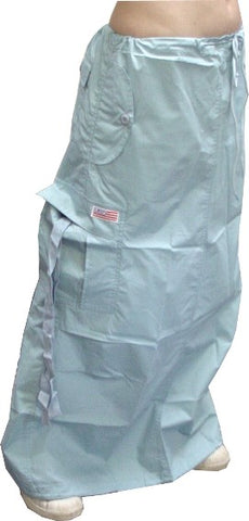 Ufo Utility Cargo Skirt (Light Blue)