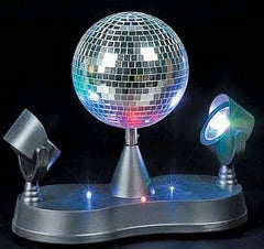 Ultimate LED Mirror Disco Ball Party in a Box