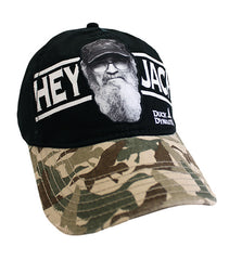 "Uncle Si ""Hey Jack"" Duck Dynasty Cap"