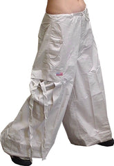 "Unisex 40 "" Wide Leg UFO Pants (Light Grey)"