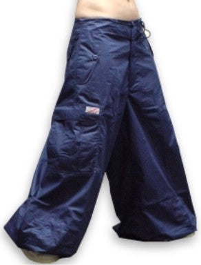 "Unisex 40 "" Wide Leg UFO Pants (Twilight Navy Blue)"