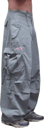 "Unisex Basic ""Super Soft"" UFO Pants (Grey)"