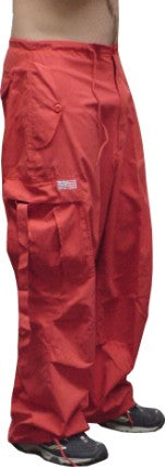 "Unisex Basic ""Super Soft"" UFO Pants (Red)"