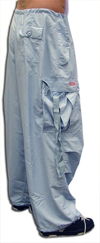 "Unisex Basic ""SuperSoft"" UFO Pants (Light Blue)"