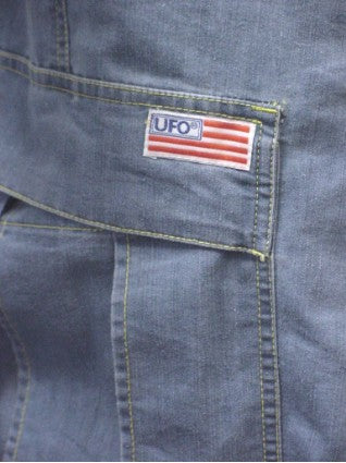 Unisex Basic UFO Jeans (Light Denim)