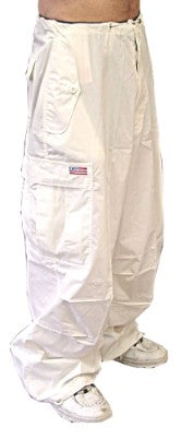 Unisex Basic UFO Pants (Off White)