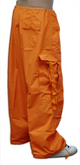 Unisex Basic UFO Pants (Orange)