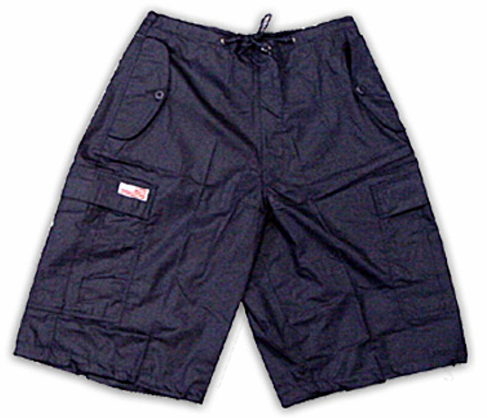 Unisex Basic UFO Shorts (Twilight Navy)