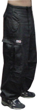 Unisex Basic UFOJeans (Black Denim)