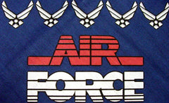 US Air Force Bandanna