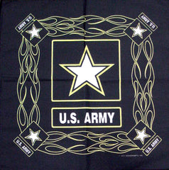 US Army Star Bandana