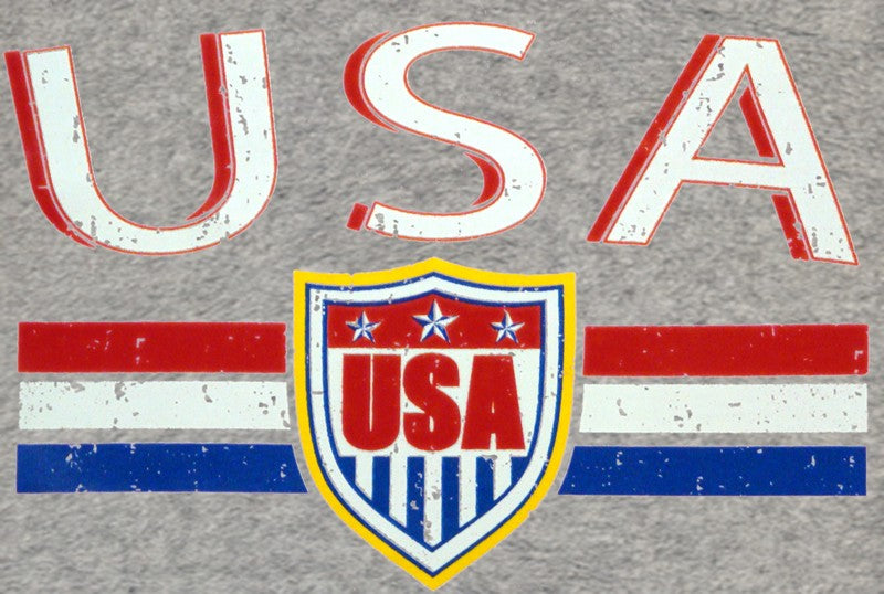 USA Vintage Shield International Mens T-Shirt