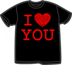 Valentines Day Shirts - I (Really Just Want To Have Sex With) You T-Shirt
