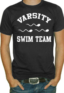 Varsity Swim Team T-Shirt