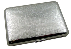Victorian Paisley Cigarette Case (For Regular Size Only)