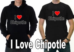 I Love Chipotle Thermal Shirt