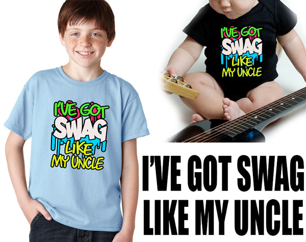 I've Got Swag Like My Uncle