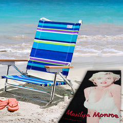 "Classic Marilyn Monroe Beach & Bath Towel (30"" x 60"")"