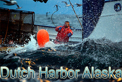 Dutch Harbor Alaska T-Shirt :: The Deadliest Catch
