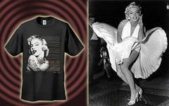 Marilyn Monroe Some Like It Hot Men's T-Shirt