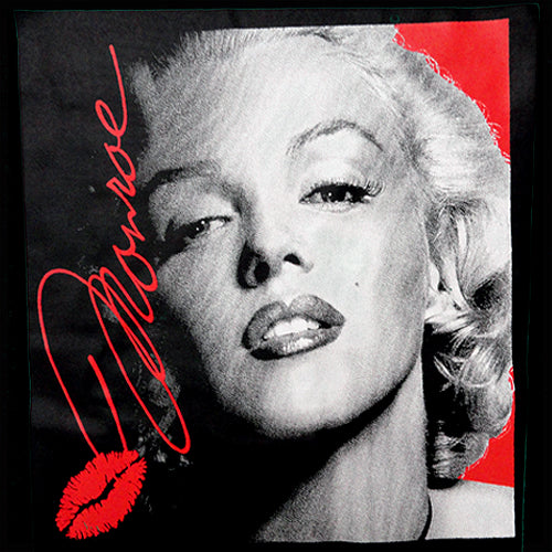 Marilyn Monroe Lipstick Classic Celebrity Men's T-Shirt