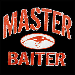 Master Baiter Men's T-Shirt
