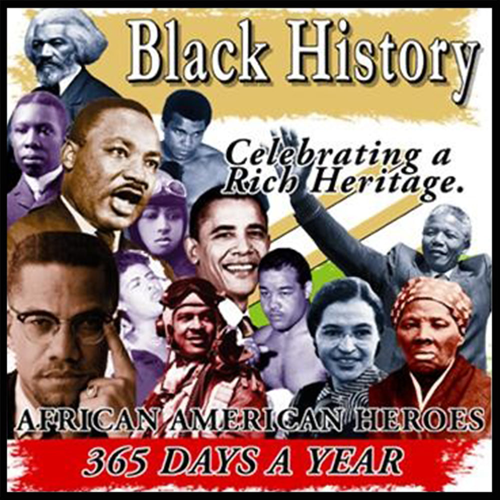 Celebrate Black History 365 Days A Year Girl's T-Shirt