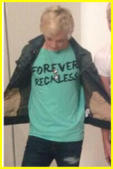 Forever Reckless,  Kid's T-Shirt