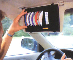 Car Visor CD Case :: Auto Visor CD Case