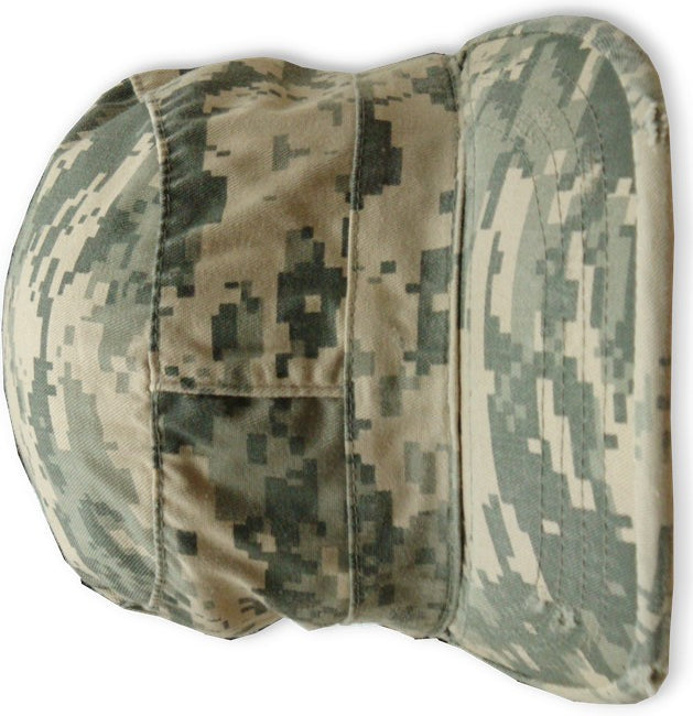 Vintage ACU Fatigue Combat Hat (Digital Camo)