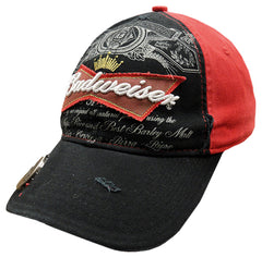 Vintage Budweiser Bottle Opener Baseball Hat