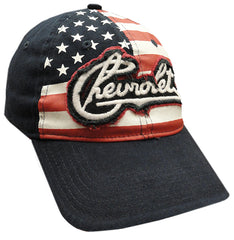 Vintage Chevrolet All American Baseball Hat