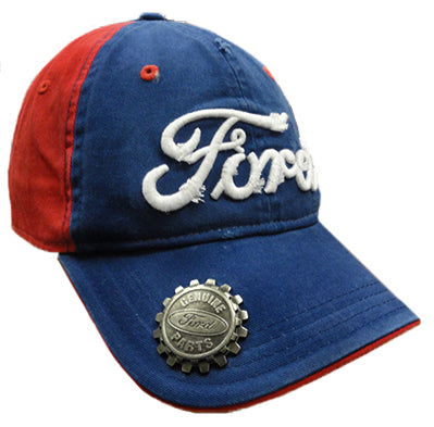 Vintage Ford  Bottle Opener Snapback Hat