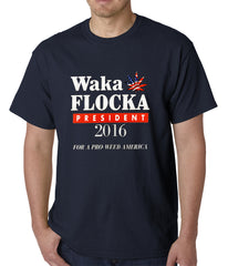 Waka Flocka for President 2016 Mens T-shirt